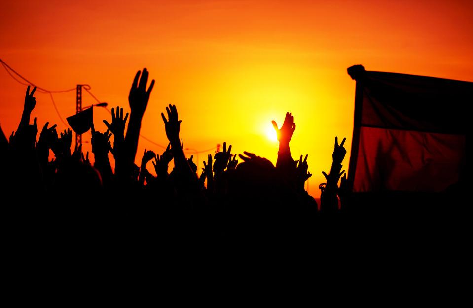ثورات الربيع العربي …. تغير كامل في المنطقة
