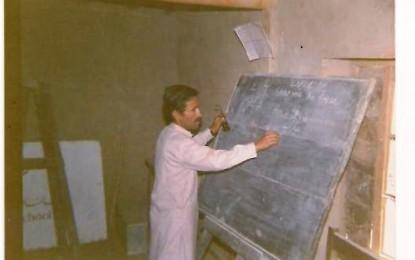 جامع شخصیّت ،مشفق انسان اور تجربہ کار ماہر تعلیم