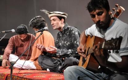 موسیقی اور تعلیم کا چولی دامن کا ساتھ ہے، ذولفیقار علی شاہ سے گفتگو