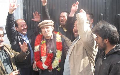 سانحہ علی آباد کا ملزم امیر خان جیل سے رہا، حقوق کے لیے لڑنے کے عزم کا اظہار