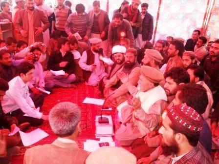 48 گھنٹے بعد تمام اضلاع سے گلگت شہر کی طرف لانگ مارچ کا آغازہوگا: عوامی ایکشن کمیٹی