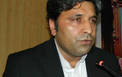 52 روپے کا گندم 14 روپے میں فراہم کرنا ناانصافی نہیں، گلگت بلتستان کے عوام پر احسان ہے: امجد ایڈوکیٹ