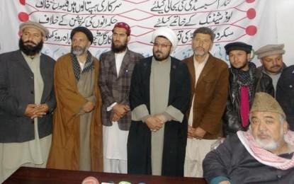 مطالبات کی منظوری تک دھرنا جاری رہے گا: عوامی ایکشن کمیٹی