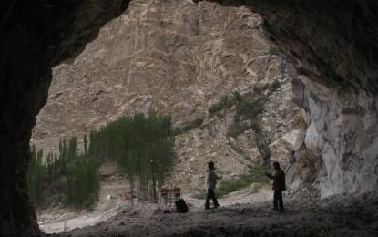 ویڈیورپورٹ – شاہراہ قراقرم پر آئین آباد ششکٹ کے مقام پر بننے والی طویل سرنگ