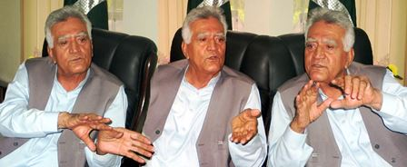 سانحہ علی آباد ہنزہ کی تحقیقاتی رپورٹ وزیر اعلی مہدی شاہ نے دبا رکھا ہے: سپیکر، وزیر بیگ