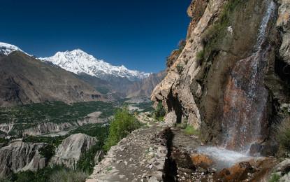 علی آباد ہنزہ میں فراہمی آب کا اہم منصوبہ نامکمل، ٹھیکیدارنے رقم لے کر کام ادھورا چھوڑ دیا ہے