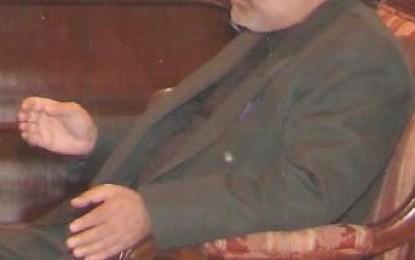 حاجی محمد اقبال کا گانچھے کے تینوں حلقوں سے الیکشن لڑنے کا اعلان