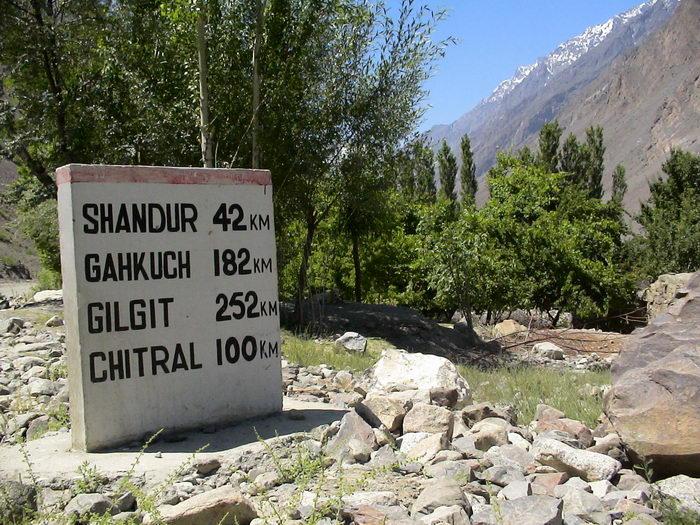 چترال کوگلگت بلتستان سے ملانے والاواحدراستہ شندورٹاپ ٹریفک کے لئے کھول دیاگیا