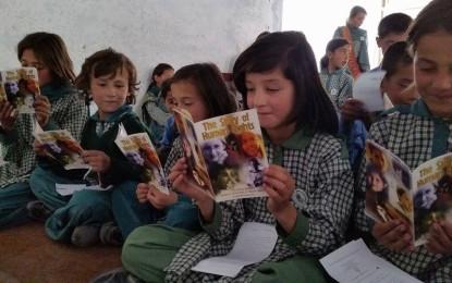 پھسو گوجال میں بچوں اور بچیوں کے لیے بنیادی انسانی حقوق پر دس روزہ آگاہی مہم کا آغاز