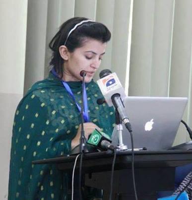 ہنزہ کی مہرین شاہ بین الاقوامی یوتھ لیڈرشپ کانفرنس میں گلگت بلتستان کی نمائندگی کریگی