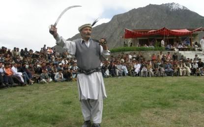وادی نگر کے سیاحتی مقام ہوپر میں سات روزہ ثقافتی میلہ جاری