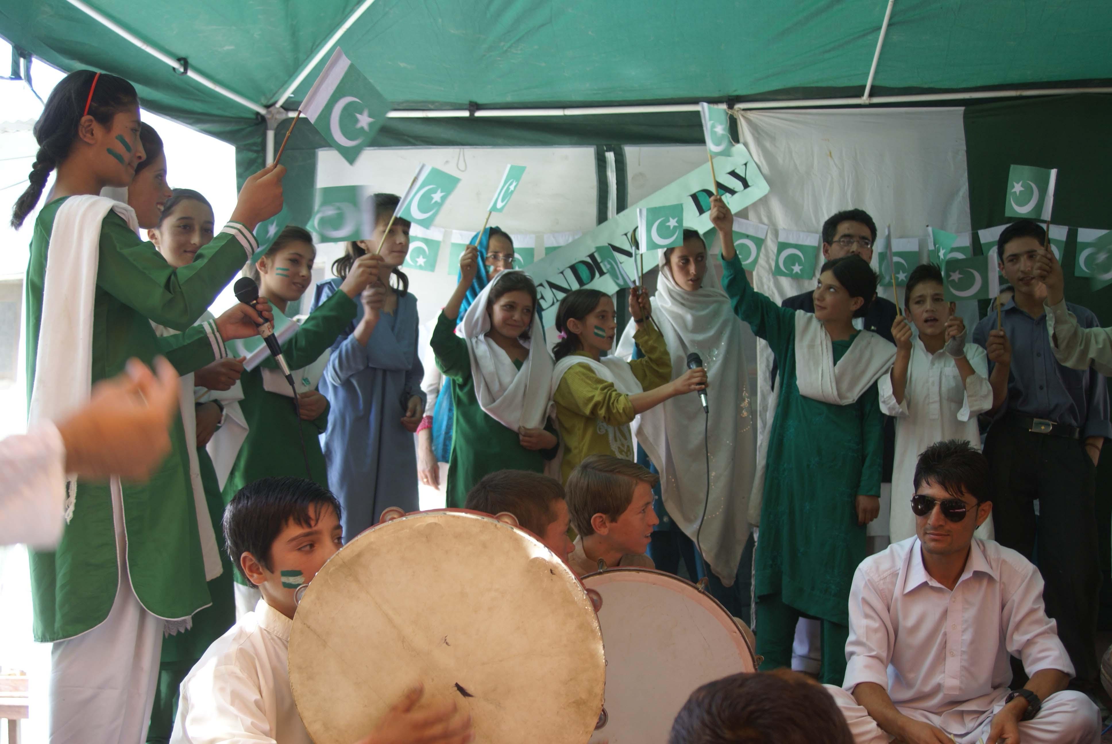 چترال: تحریک پاکستان کے ہیروز کو خراج تحسین پیش کرنے کیلئے تقریب کا اہتمام