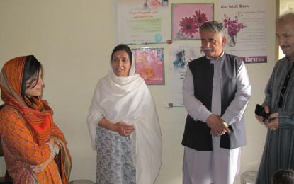 ہلال احمر گلگت بلتستان کے چیرمین محمد ولی نے اپنے عہدے کا چارج سنبھال لیا