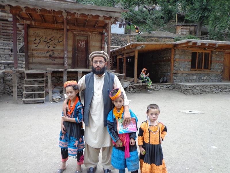 کافرستان (وادی کیلاش) ایک نظر میں