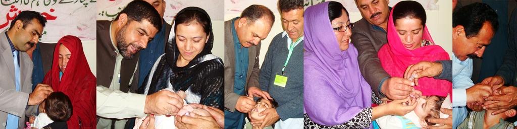ہنزہ نگر میں انسداد پولیو مہم کو سو فیصد مکمل کرنے کا عزم