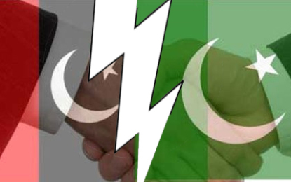 اسمبلی میں جھڑپ کے بعد مسلم لیگ (ق) نے گلگت بلتستان حکومت سے اتحاد ختم کرنے کا اعلان کردیا