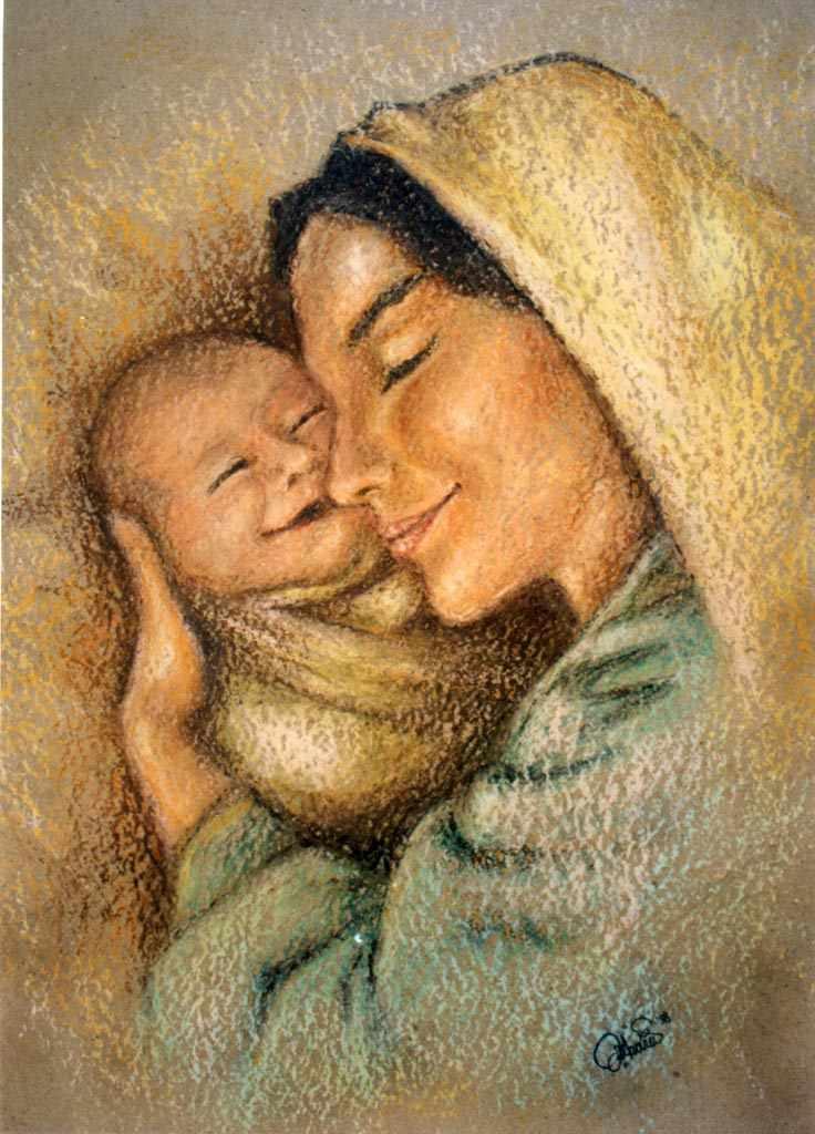 ماں ۔۔۔۔ عظیم ماں