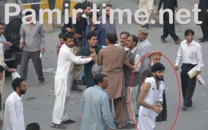 گلگت، محکمہ واساکے ملازمین تنخواہوں کی عدم ادائیگی کے خلاف احتجاج کرتے کرتے دکانداروں سے لڑ پڑے