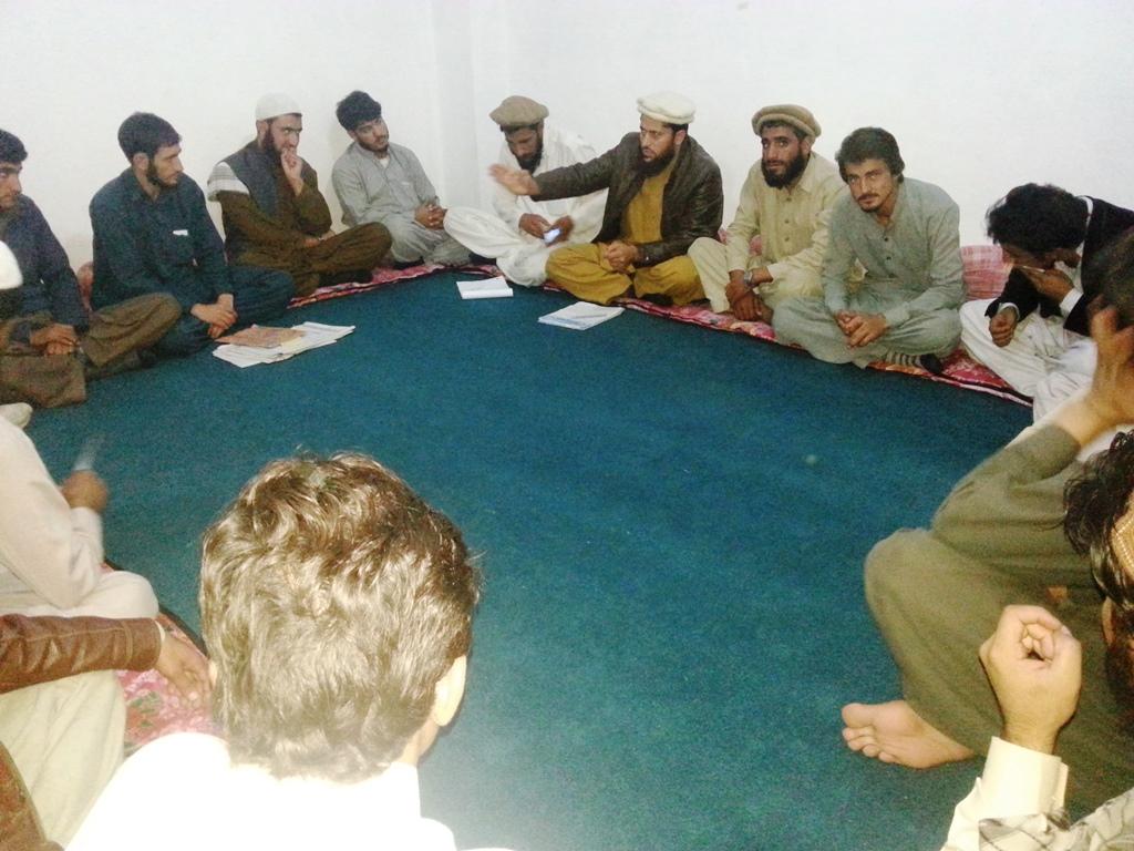 جمعیت طلباء اسلام کا ایک اعلیٰ سطحی اجلاس چلاس میں منعقد ہوا
