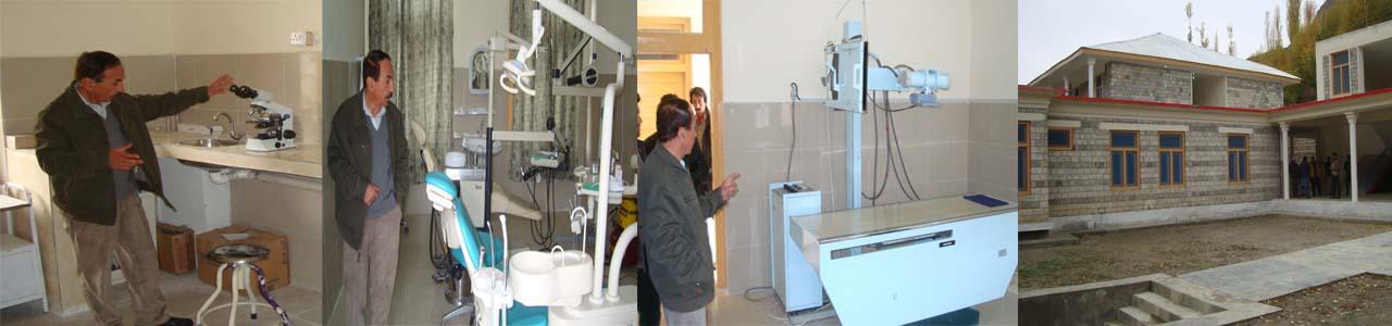 نگر خاص میں بہت جلد ٣٠ بستروں پر مشتمل نئے ہسپتال کا افتتاح کیا جائیگا
