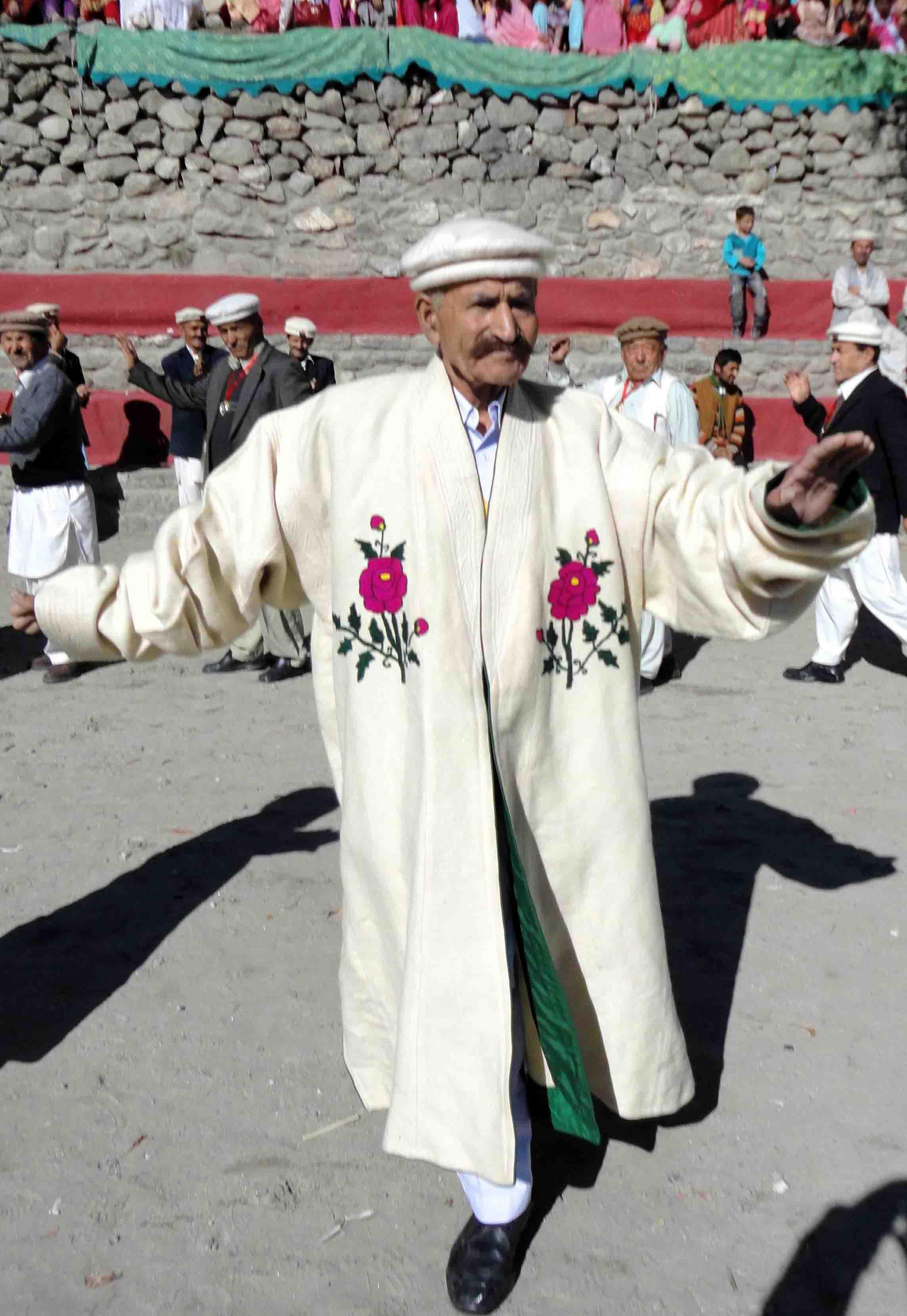 ہزہائی نس پرنس کریم آغاخان کے اولین  دورہ ہنزہ کی سالگرہ کے موقعے پر سنٹرل ہنزہ کریم آباد میں شاندار تقریب