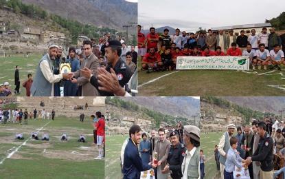 چترال میں پاکستان سپورٹس گالا کا آغاز