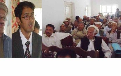 ناصر آباد ( شناکی) ہنزہ میں اے کے آر ایس پی کے زیر اہتمام کانفرنس کا انعقاد