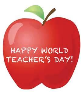 عالمی یومِ اساتذہ