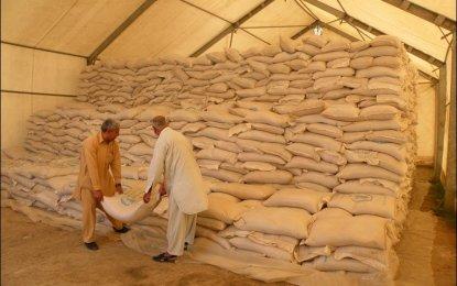 راولپنڈی سے ترسیل میںمسائل کے باعث چلاس میںگندم کا بحران پیدا ہورہا ہے