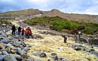 گلگت بلتستان اور چترال میں گلیشیائی جھیلوں سے لاحق خطرات سے نمٹنے کے لیے اقدامات اٹھانے کی ضرورت ہے، ماہرین