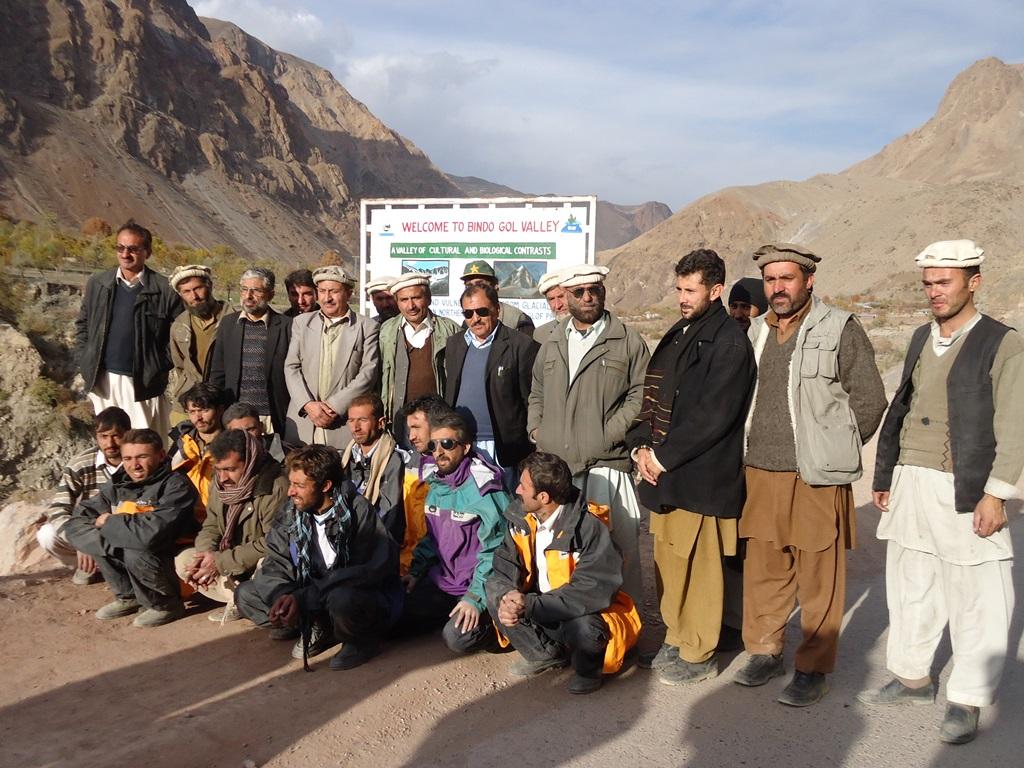 پاکستان گلاف پراجیکٹ کی جانب سے چترال میں صحافیوں کے لئے منعقدہ تین روزہ میڈیا ورکشاپ اختتام پذیر