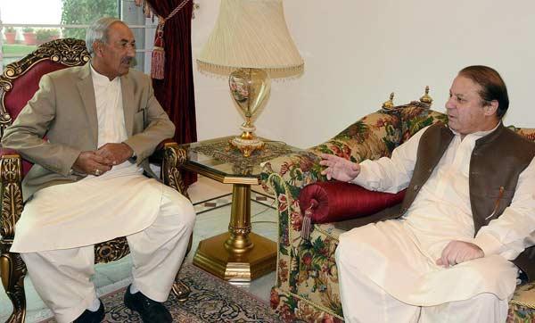 حاجی اکبر تابان کو گلگت بلتستان کا گورنر بنایا جائے: حاجی نذیر احمد