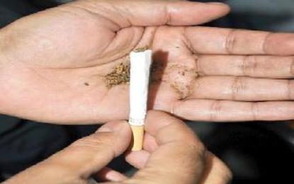 نئے ڈی پی او چترال کا منشیات فروشوں کے خلاف کاروائی