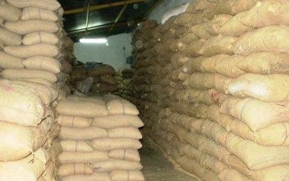 برالدو کے لیےمختص گندم سکردو میں فروخت