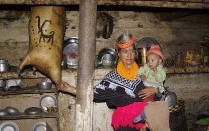 کیلاش قبیلے کا سالانہ مذہبی تہوار چھومس احتتام پذیر