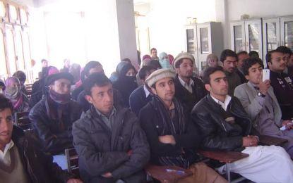انسانی حقوق پروگرام کے زیر اہتمام امن وہم آہنگی کے موضوع پر سمینار