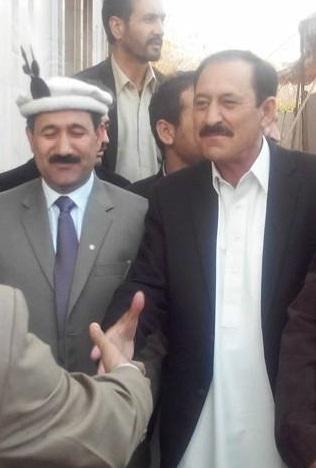 نگران وزراء الواعظ علی مراد اور عبد الجہان کو دلی مبارک باد، مشترکہ بیان