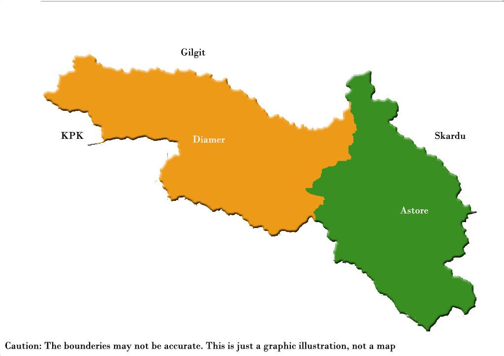 بونجی کو ڈویژنل ہیڈکوارٹر بنایا جائے، استور میں گرینڈ جرگہ کا مطالبہ