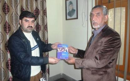 ایچ آر سی پی گلگت بلتستان کے آئیندہ انتخابات کو مانیٹر کریگا، اسرار الدین اسرار کی الیکشن کمیشن سے گفتگو