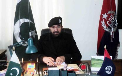 کالعدم تنظیموں کی مکمل چھان بین شروع کردی ہے، محمد شفا ایس پی استور