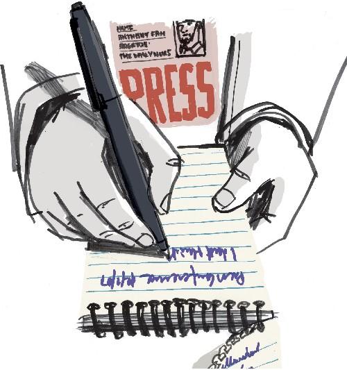 گانچھے : محکمہ ایکسائز اینڈ ٹیکیشن اہلکار کاکوریج کے لئے جانے والے صحافیوں کے ساتھ بدتمیزی اور تشدد
