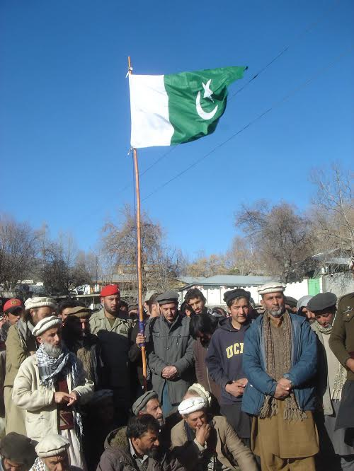 چترال:آپریشن ضرب عضب میں شہید نائیک سہیل احمد فوجی اعزاز کے ساتھ سپرد خاک