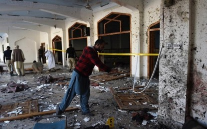 سانحہ پشاور کے بعد خیبرپختونخواہ کی نااہل حکومت کو مستعفی ہوںا چاہیے، امامیہ آرگنائزیشن گلگت