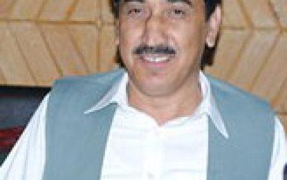 انجیئر اسماعیل جیسا لیڈر چاہیے، ٹھیکیدار فدا حسین