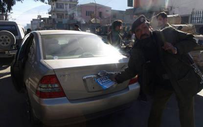 گلگت بلتستان بھر میں این سی پی، اپلائیڈ فار اور چوری شدہ گاڑیوں کے خلاف ایکشن شروع