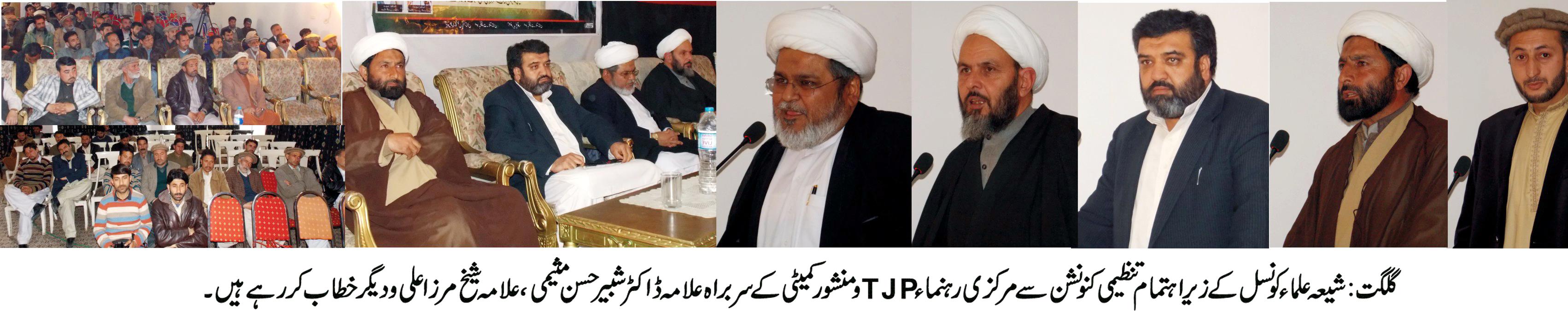 گلگت بلتستان کو پیکجز کی نہیں، آئینی حقوق کی ضرورت ہے، ڈاکٹر شبیر حسن مثیمی
