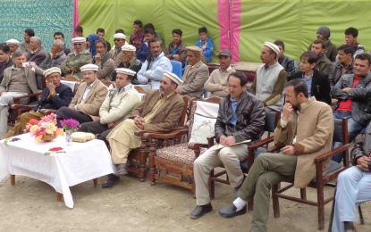 جی بی گورنمنٹ مڈل سکول برونگشل کریم آباد میں سالانہ امتحانات کے نتائج کا اعلان، مجموعی رزلٹ 100فیصد رہا