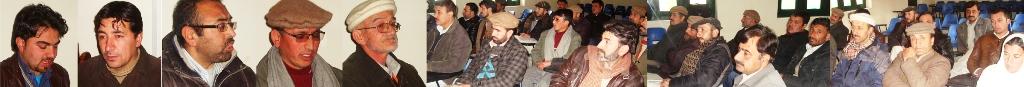 ہںزہ نگر کلیریکل ایسوسی ایشن کی نئی کابینہ کا اعلان کر دیا گیا