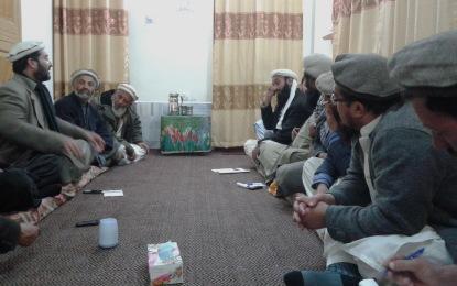 چترال، جمعیت علما اسلام اور جماعت اسلامی کا بلدیاتی انتخابات کے سلسلے میں مشترکہ اجلاس