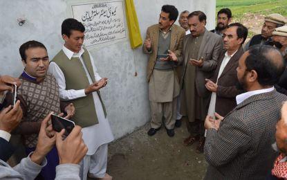 راولپنڈی میں سلترو سیاچن کمیونٹی سنٹر کا قیام، سابق وزیر بلدیات انجنیئر اسمعیل نے افتتاح کیا